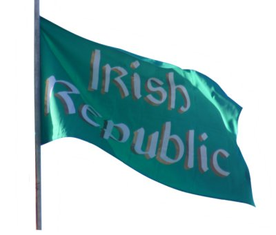 Irish Republic Flag - Easter Rising 1916