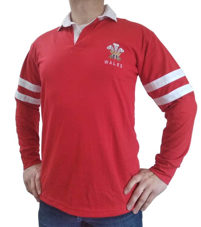 Wales Rugby Shirt