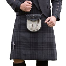 Breton / Cornish Grey Kilt