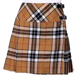 Thomson Camel Women's Billie Kilt Skirt