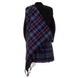 Pride of Scotland Tartan Fly Plaid