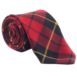 Tie for Wallace Tartan Kilt