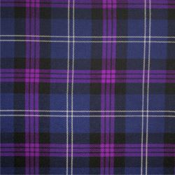 Heritage of Scotland Tartan Fabric