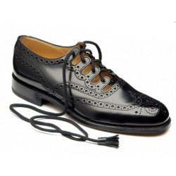 Ghillie Brogues Leather Kilt Shoes