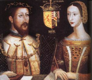 King James V of Scotland and Marie de Guise