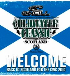 O'Neill Cold Water Classic, Thurso, Scotland