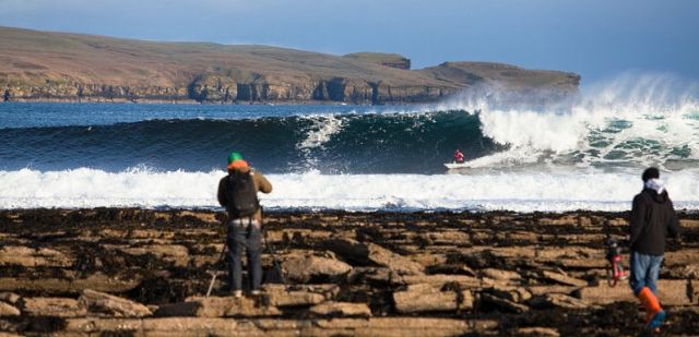 Thurso: Scotland's world famous surfing spot - Photo © O'Neill