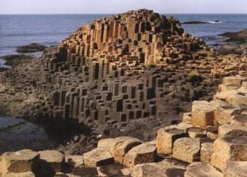 The Giant's Causeway, Co. Antrim, Ireland