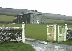 Father Ted's Parochial House is McCormack's at Glenquin, Kilnaboy
