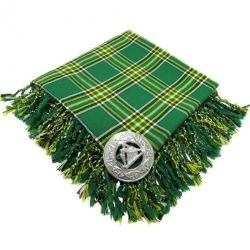 Plaids, Shawls, Sashes and Tartan Fabric